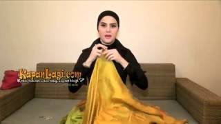 Video Tutorial Hijab Angel Lelga MP3, 3GP, MP4, WEBM, AVI, FLV Agustus 2018