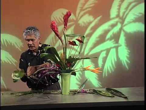 Hawaii Tropical Flowers – Part 1: Floral Arrangements