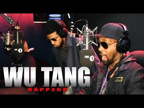 Wu Tang (RZA, William Burke IV & Mathematics) – Fire In The Booth