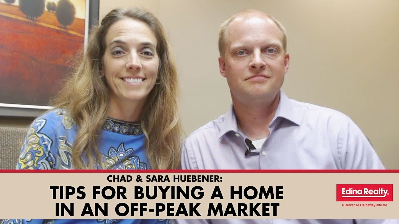 Why Should You Buy a Home During the Off-Peak Season?