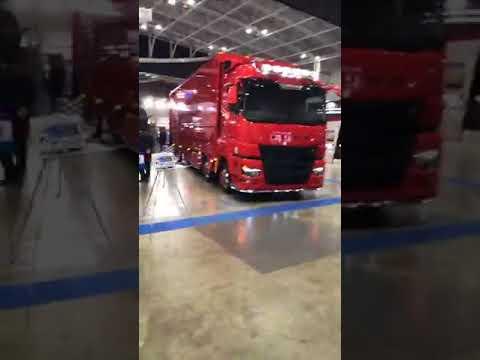 Truck Fair Yokohama Kanagawa, Japan 2018 - Youtube