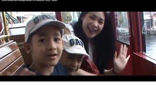 Video Andre taulany dan keluarga berlibur ke DisneySea Tokyo - Jepang MP3, 3GP, MP4, WEBM, AVI, FLV Agustus 2018
