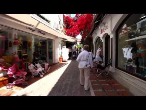Marbella: Metropolitana y marinera