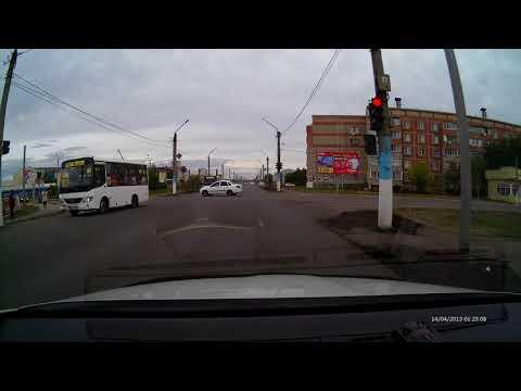 Авария в Петропавловске