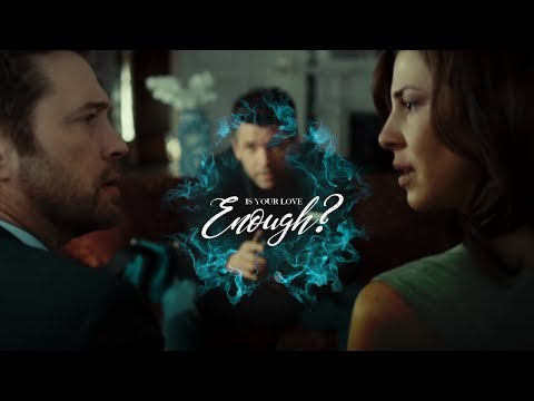 Shade & Angie - Is Your Love Enough? [Private Eyes]