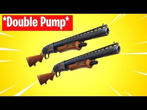 Double Pump ist zurück in Fortnite Season 10 - Fortnite Double Pump in Season X spielen