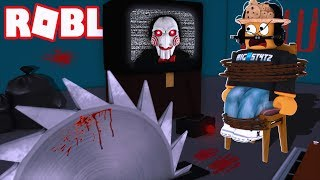 JIGSAW'S REVENGE ON BIGB!! (Roblox Jigsaw Revenge)