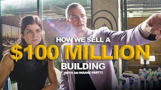 Video Selling a $100 Million Dollar Building (With an INSANE Party) | Ryan Serhant Vlog #77 MP3, 3GP, MP4, WEBM, AVI, FLV Agustus 2019