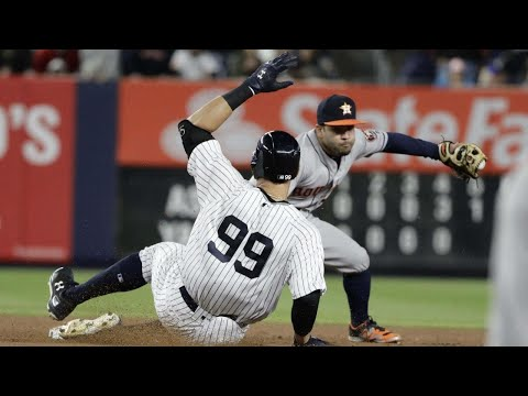 Video: T&S: Judge or Altuve, who should be leading the AL MVP race?