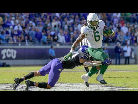 Baylor vs. TCU Football Highlights