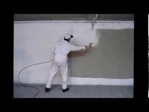 M quinas para pintar videos videos relacionados con - Maquina para pintar paredes ...
