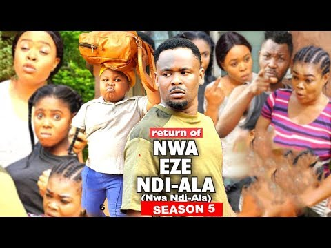 RETURN OF NWA EZE NDI ALA 6 |Latest 2020 Nigerian Nollywood Movie Full HD