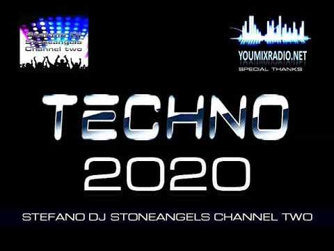 TECHNO 2020 CLUB MIX VOLUME 1  #techno #playlist #djstoneangels #clubmusic