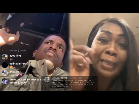 Lil Reese Snaps On FBG Duck Mom & Responds To Ch0k!ng Out Lil Durk In The Club!?