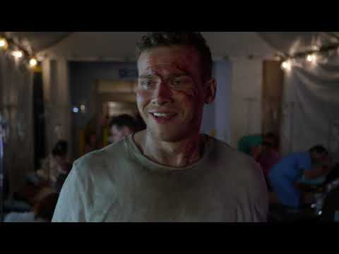 9-1-1 - 3x03   Christopher is found after the tsunami