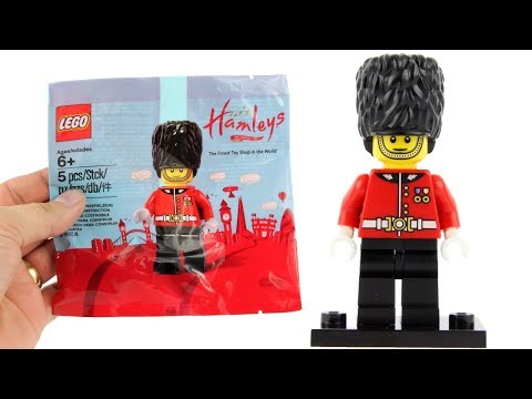 Lego Exclusive Polybag Garde Royal Neuf / Royal Guard New 5005233