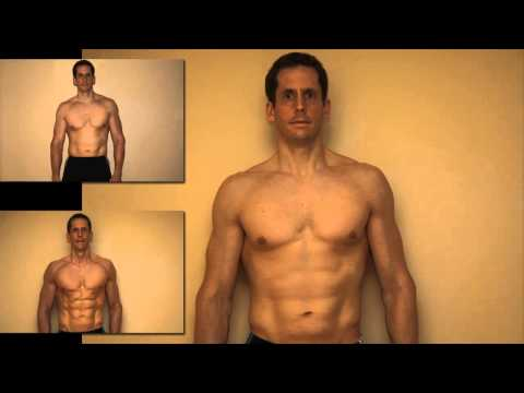 P90X Tranformation Results – Time Lapse