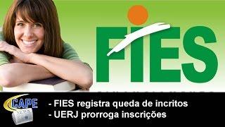 As inscrições para o vestibular estadual da UERJ foram prorrogadas até o dia 28 de abril, não sendo alteradas as demais...