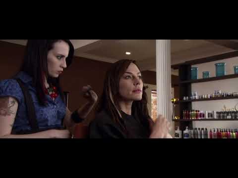 Final Destination 4 2009 Hair Salon Scene  - Death Scene