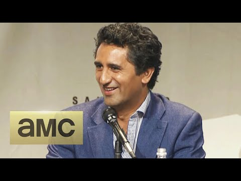 , title : 'Cliff Curtis Wants to Meet Rick Grimes: Comic-Con Panel Highlights: Fear the Walking Dead: Season 1'