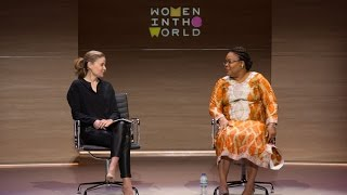 Video Leymah Gbowee on her faith, resilience, and channeling anger for good MP3, 3GP, MP4, WEBM, AVI, FLV Maret 2018