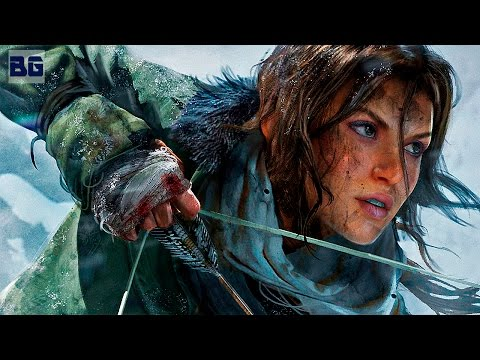 Rise Of The Tomb Raider - O Filme (Dublado)