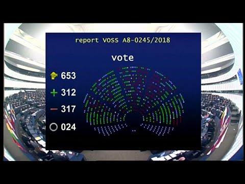Ψηφίστηκε ο αμφιλεγόμενος νόμος για τα πνευματικά δικαιώματα…