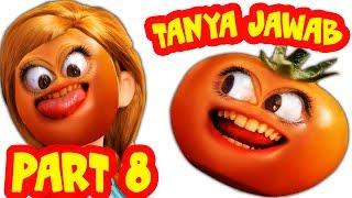 Video Video Lucu Tanya Jawab Tomat Lebay - Part 8 MP3, 3GP, MP4, WEBM, AVI, FLV Juni 2018