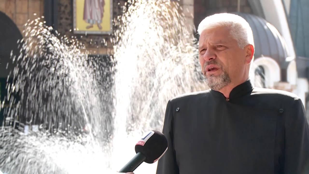 Отец Зоран Копчаревски