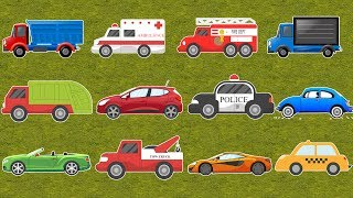 Street Vehicles For Kids. Video for learning colors with street vehicles for kids. In this video kids can also hear the sounds along with the names of street vehicles.👍❤ List of and vehicles shown in this video are:Police CarFire EngineSchool BusPickup TruckFerrariSUVSports CarTowing TruckAmbulance😀 Fun and Educational Videos For Kids: 😀 Children Playing in the Park 1 : http://bit.ly/1QnzyMgChildren Playing in the playground : http://bit.ly/1PGtmdoTrucks For Children : http://bit.ly/1P7knpvConstruction Trucks At Work : http://bit.ly/1S67SLzXtreme Trucks And Toys : http://bit.ly/1RAU9OgMonster Trucks For Kids : http://bit.ly/20g3jRWTrain For Children : http://bit.ly/1ZNU0MbTrains In Action : http://bit.ly/1NlLFTBTrain For Toddlers : http://bit.ly/1RUkszmToys For Children : http://bit.ly/1noC49UHot Wheels Cars : http://bit.ly/1Pj8fUeStreet Vehicles For Children : http://bit.ly/1SywRZEColors Song, Learn Colors For Children : http://bit.ly/1PGtvOaShapes Song, Learn Shapes For Children : http://bit.ly/1PqepeYMonster Trucks, Trucks For Children : http://bit.ly/1OycGXGFIRE TRUCKS: Firetruck For Kids, Fire Truck Siren, Firetruck Song: http://bit.ly/1P7kLElFeel free to make a Comment and Share it.  I hope you will click LIKE & SUBSCRIBE. Click Here To Subscribe : https://goo.gl/h3G25U😀 Follow Us Socially 😀====================================🌐 https://twitter.com/FunnyVideozz🌐 https://www.pinterest.com/JeannetChannel🌐 https://www.facebook.com/ChooChooTrainsToddlers🌐 https://plus.google.com/+ChooChooTrainsToddlers🌐 http://www.HappySandyTV.com🔊 LIKE ➡ SHARE ➡ SUBSCRIBEImages: www.freepik.comMusic:Wallpaper Kevin MacLeod (incompetech.com)Licensed under Creative Commons: By Attribution 3.0 Licensehttp://creativecommons.org/licenses/by/3.0/