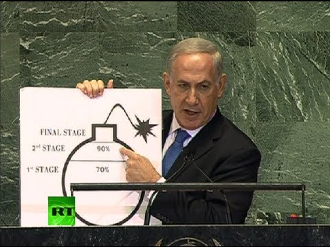 Video: Israeli Prime Minister Benjamin Netanyahu Address to UN General Assembly, Sept 27, 2012