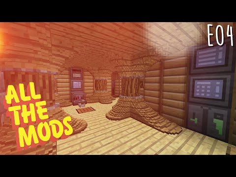 All the Mods - E04 - Refined Storage, Auto Crafting, and Auto Solderer (Modded Minecraft 1.10.2)