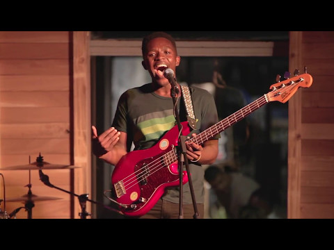 Stone Jets  - Feeling Good : Live at Cafe Roux