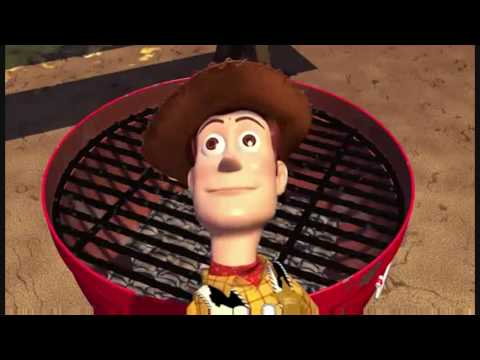Toy Story Clip – Sid Learns A Lesson