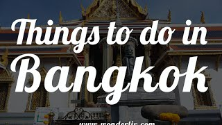 Ayutthaya Thailand  City new picture : Best Things to do in Bangkok & Ayutthaya, Thailand - HD