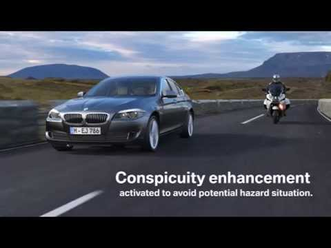 BMW Motorbike Overtaking Assist Commercial 2011 - Carjam Car Radio Show