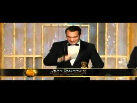 Jean Dujardin win Best Actor in a Motion Picture - Musical or Comedy