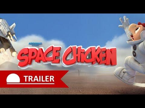 Space Chicken I Condorito I Trailer