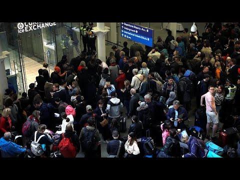Λονδίνο: 44χρονος «σταμάτησε» τα Eurostar