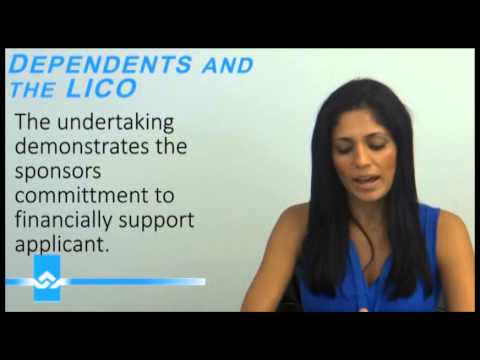 Dependents and the LICO Video