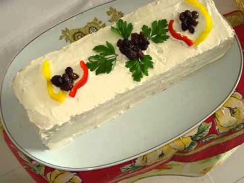 Torta Fria de Frango deliciosa e fácil / Panquecas by Isa(  Norwegian Recycling - 8 Become 1 )