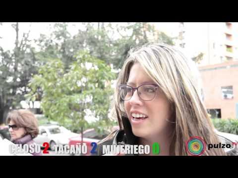 ¿Qué prefiere, una mujer boba, interesada o celosa? | Pulzo Video