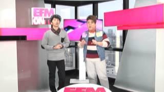 EFM ON TV 20 October 2013 - Thai TV Show