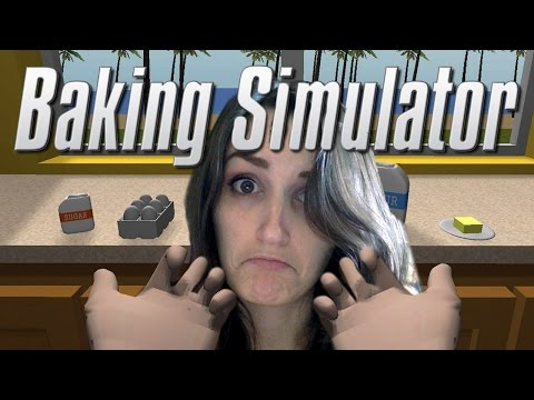 WORST Baking Simulator Player EVER - Don't Drink Tequila & Bake!!