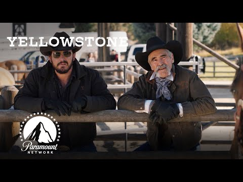 Inside Yellowstone Season 3 | Paramount Network