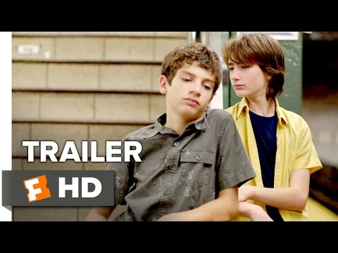 Little Men Official Trailer 1 (2016) - Greg Kinnear, Alfred Molina Movie HD
