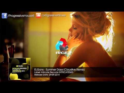 ELGans - Summer Days (Cloudive Remix)