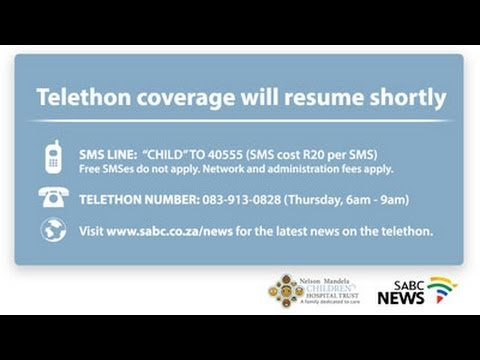 The SABC-Nelson Mandela Children's Hospital Telethon & Fundraising Breakfast – Camera 2