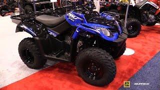 2. 2016 Kymco MXU 270 Recreational ATV - Walkaround - 2015 AIMEXPO Orlando