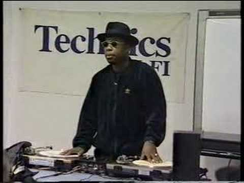 Jam Master Jay Tribute : Lecture recorded @ United DJ Mixing School Sydney, 1998.
